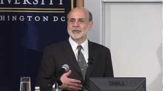 Chairman Bernanke's College Lecture Series, The Federal Reserve and the Financial Crisis, Part 3