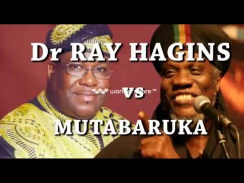 Dr RAY HAGINS vs MUTABARUKA: The Bible, Jesus, Greeks & Homosexuality: Pt. 1
