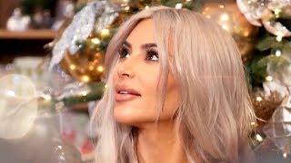 Kim Kardashian Gets HEATED & Threatens Family Over Christmas Decorations