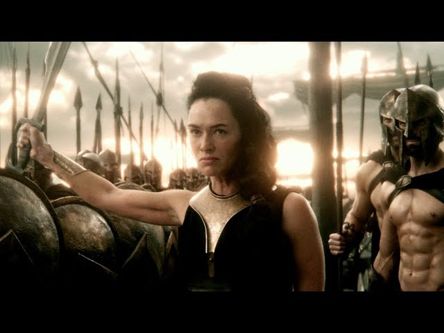 300: Rise of an Empire Trailer #2 2013 Official - 2014 Movie [HD]
