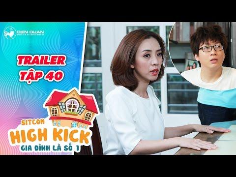 Gia đình là số 1 sitcom | trailer tập 40: Thu Trang