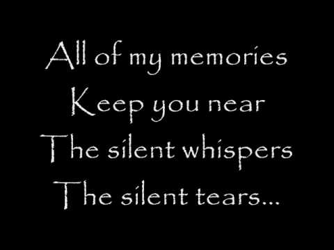 enjoy the silent lyrics: