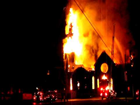 Aylmer QC Church Fire