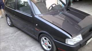 fiat uno turbo racing 1.4 1990