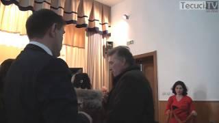Tecuci - Abuz marca Daniel Ţuchel