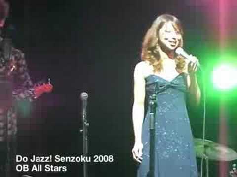 Do jazz Senzoku 2008 OB All Stars 4