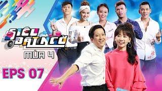 Siêu Bất Ngờ - Mùa 4   Tập 7 Full: Hari Won gọi nhầm tên Trấn Thành khi đối diện với Trương Thế Vinh