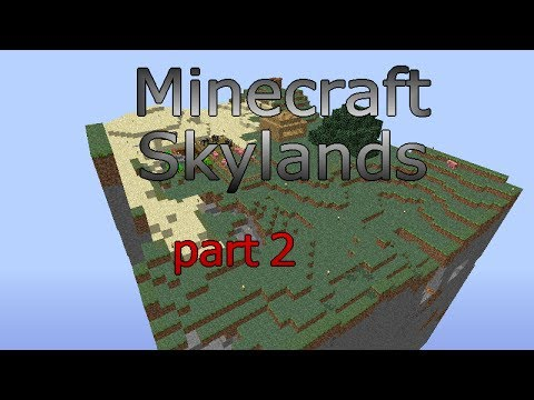Minecraft Skylands Episode 2: Lighting up