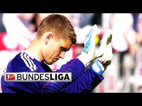 Bayern's Kraft Embarassed by Nuremberg in Van Gaal's Last Game in Charge, 2010/11