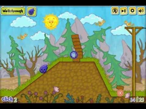 IQ ball game walkthrough