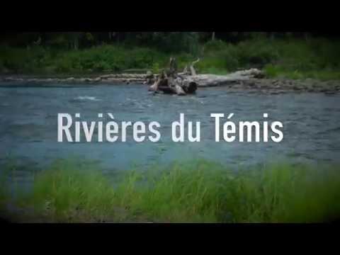 La rivière Madawaska