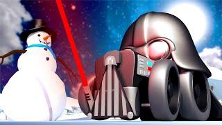 Mesto áut - Darth Vader