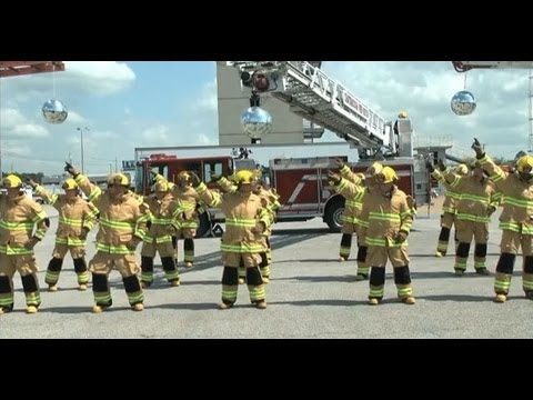 Stayin' Alive at Chattanooga Fire Academy 2013