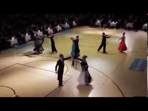 Helsinki Open 2013 | WDSF Open Senior 2 | Standard / Final
