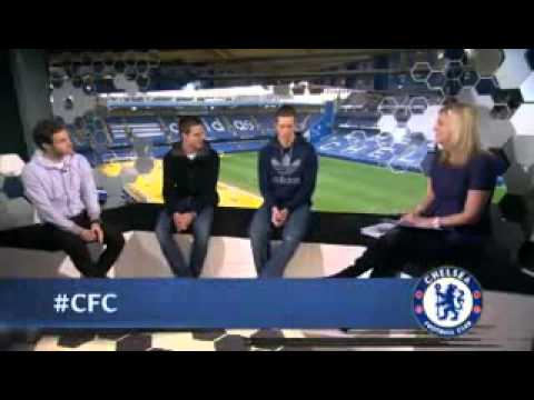 Q&A with Cesar Azpilicueta, Juan Mata and Fernando Torres live on facebook
