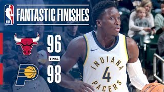 The Indiana Pacers' Comeback Win vs. the Bulls   December 6, 2017