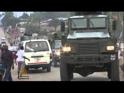 Malawi presidential poll slides into chaos