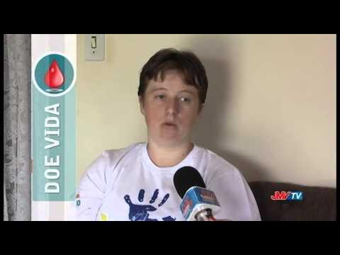 Na luta contra a leucemia