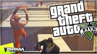 "GTA 5 Online Funny Moments | ""BATTLE IN THE SKY"" 