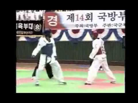 Korean TKD Nationals [Welter Weight Finals]