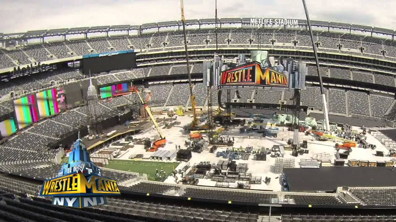 Wwe To Make Wrestlemania 35 Announcement On Friday
