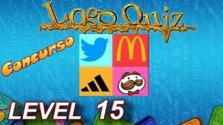 CONCURSO LOGO QUIZ Level 15