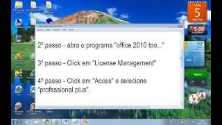 Ativando O Office 2010 2013 Professional Plus! 100%