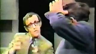 Woody Allen vs William Buckley