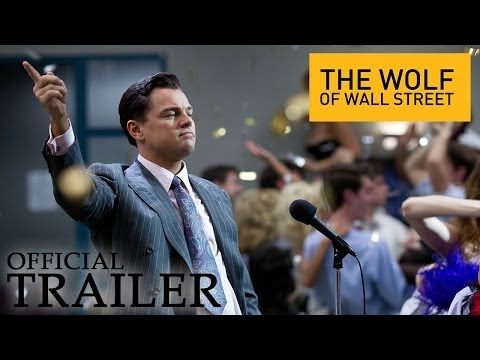 The Wolf of Wall Street (Official Trailer)