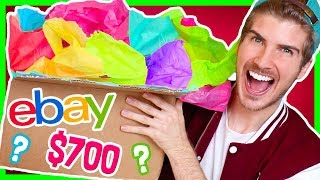 UNBOXING $700 EPIC EBAY MYSTERY BOX! (90s Theme Boxes)