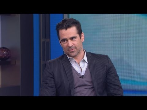 Colin Farrell Interview 2014: Which 'Winter's Tale' Star Did the Actor Call Goofy?