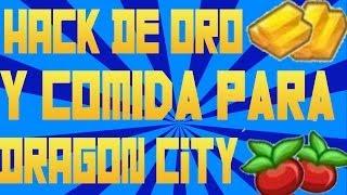 Hack De Oro Y Comida Para Dragon City 2013 2014 LINK