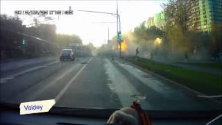 Подборка ДТП с видеорегистраторов 62 \ Car Crash compilation 62