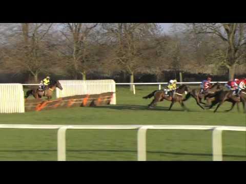 Vidéo de la course PMU CHRISTMAS HURDLE RACE
