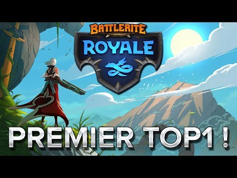Battlerite Royale #2 : TOP1! Avec un type.