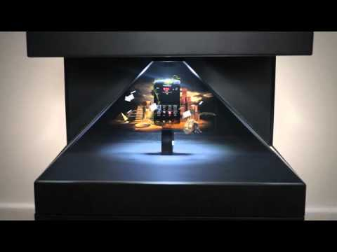 Stardusts Holographic Worlds for Blackberry & BBDO Moscow on the RealFiction Dreamoc on Vimeo.mp4