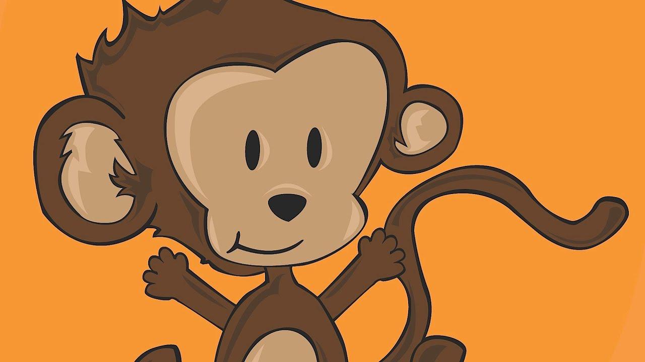 5 Little Monkeys Kids Songs Youtube