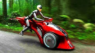 MOST UNUSUAL VEHICLES
