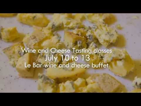 Sofitel Manila's Wine & Cheese Festival on Asian Food Channel