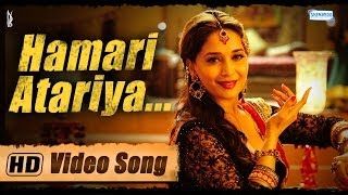 Hamari Atariya Pe from Hindi Movie Dedh Ishqiya Feat. Madhuri Dixit