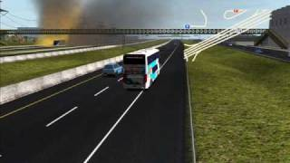 18 Wheels of Steel American Long Haul - Mod Bus Ultimate (Oficial)