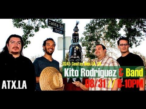 Real Situation (Bob Marley Cover) Kito Rodriguez Band Live! at ATX