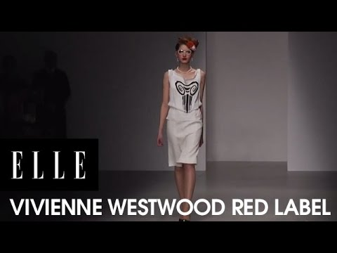 Vivienne Westwood Red Label: Fall 2014 RTW