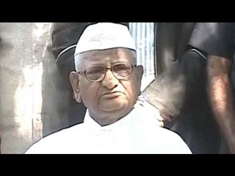 Will fast till Jan Lokpal Bill is not introduced, says Anna Hazare