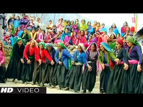Garhwal Ka Log Pardes Basigen - Bhaiji Ku Byo - Latest Garhwali Album Songs 2013