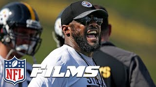 Head Coaches Mic'd Up During 2017 Training Camp | NFL Films Presents