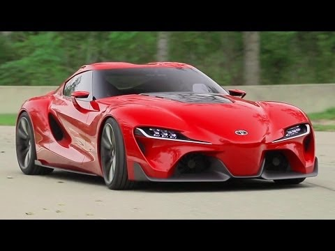 Toyota FT-1 Concept! - The Next Supra? The Downshift Ep. 73