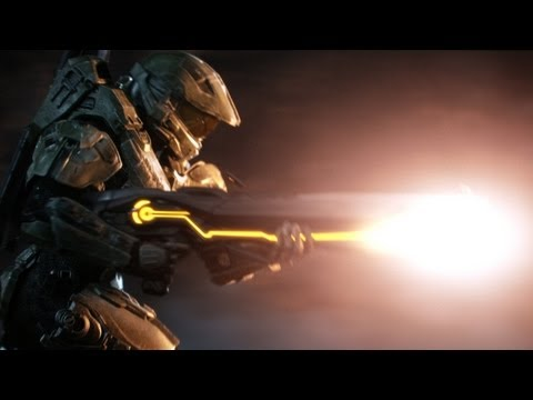 Halo 4: трейлер к запуску