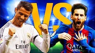 RONALDO VS MESSI - QUI EST LE MEILLEUR ?!