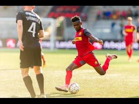 Video: Ghanaian midfielder Donyoh talks about his first goal in Denmark top-flight
